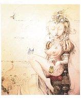 Softly Spoken 2003 Limited Edition Print by Daniel Merriam - 4