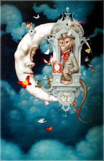 Time Traveler 2011 Huge Limited Edition Print - Daniel Merriam