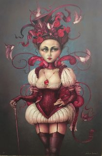 Center Stage 2013 Limited Edition Print - Daniel Merriam