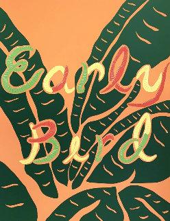 Early Bird 2020 PP Limited Edition Print - Joel Mesler