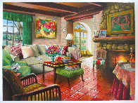 Homage to Matisse Limited Edition Print by Anatoly Metlan - 1