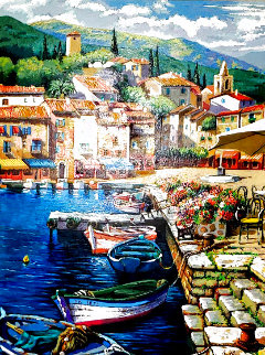 Docked 2005  Limited Edition Print - Anatoly Metlan