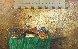 Mandolin And Manuscript 2012 30x48 Original Painting by Michael Gorban - 0
