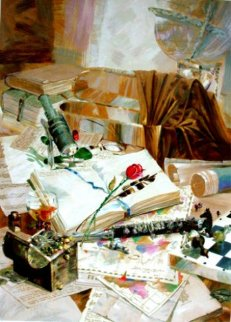 Memories 1996 Limited Edition Print by Michael Gorban