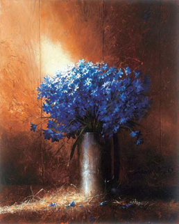 Forget Me Not Limited Edition Print by Michael Gorban