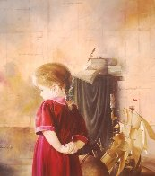 Innocence 1990 Limited Edition Print by Michael Gorban - 0