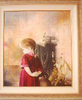 Innocence 1990 Limited Edition Print by Michael Gorban - 2