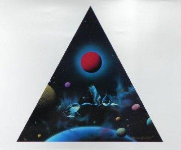 Portal  AP Limited Edition Print by Michael David Ward