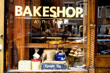 Bakeshop Photography - John Migicovsky