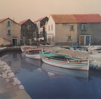 Mid Summer Afternoon 1992  Limited Edition Print by Zvonimir Mihanovic