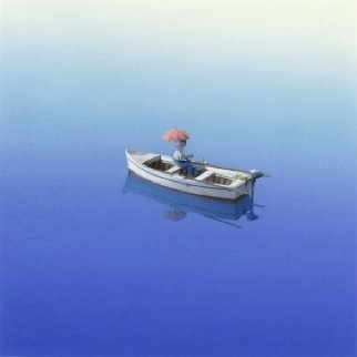 Open Waters  - Simple Pleasures 1980 Limited Edition Print by Zvonimir Mihanovic