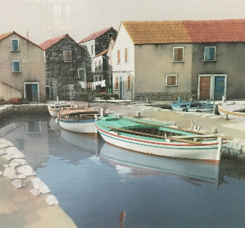 Midsummer Afternoon 2001 Limited Edition Print by Zvonimir Mihanovic