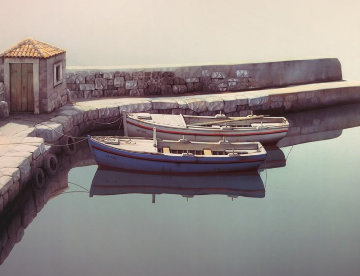Safe Harbor 2001 Limited Edition Print by Zvonimir Mihanovic