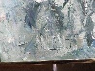 Untitled Painting 30x40 Super Huge Original Painting by Henrietta  Milan - 2