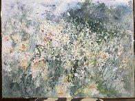Untitled Painting 30x40 Super Huge Original Painting by Henrietta  Milan - 1