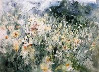 Untitled Painting 30x40 Super Huge Original Painting by Henrietta  Milan - 0