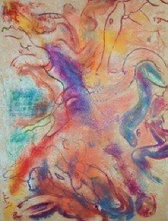 Sea Horses Limited Edition Print by Miles Davis
