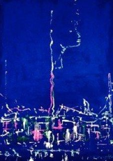 New York By Night PP Limited Edition Print by Miles Davis