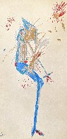 Basin Street Blues Limited Edition Print by Miles Davis - 1