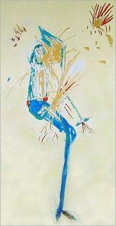 Basin Street Blues Limited Edition Print by Miles Davis