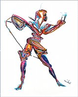 Don Quixote PP Limited Edition Print by Miles Davis - 2