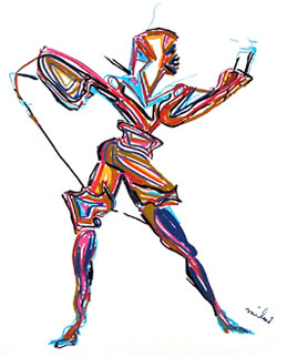 Don Quixote PP Limited Edition Print by Miles Davis