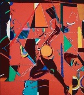 Josephine Baker Limited Edition Print - Miles Davis