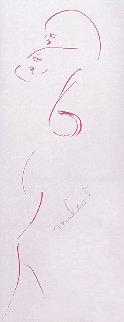 Les Femmes PP Limited Edition Print - Miles Davis