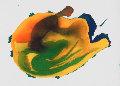 Birth Watercolor 1980 Watercolor - Miles Davis