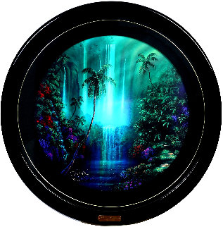 Tropical Splendor 1995  21 in Limited Edition Print by David Miller