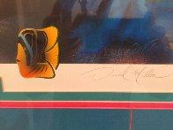 Vivid Splendor w/ Remarque 1993  Limited Edition Print by David Miller - 5