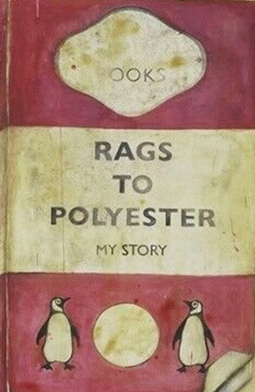 Rags to Polyester, My Story 2014  Limited Edition Print by Harland Miller