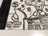 What's News Drawing 2015 9x12 Drawing by  MiMo - 1