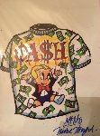 Richie Rich Sketch Used By Alec Monopoly For His Forever 21  Proposal  2016 12x10 Drawing -  MiMo