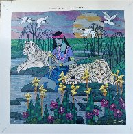 Domesticated in the Wild  Limited Edition Print by Zu Ming Ho - 1