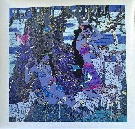Mountain Lake 2009 Limited Edition Print by Zu Ming Ho - 1