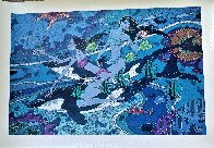 Dolphins and Friends 2009 Limited Edition Print by Zu Ming Ho - 1
