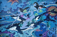 Dolphins and Friends 2009 Limited Edition Print by Zu Ming Ho - 0