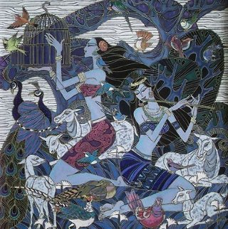 Sanctuary Limited Edition Print - Zu Ming Ho