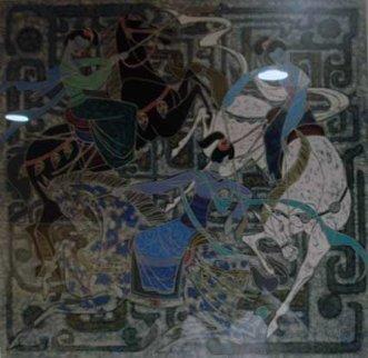 Ma Qui Polo 1994 Limited Edition Print by Zu Ming Ho
