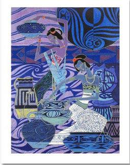 Ceramics 2009 Limited Edition Print by Zu Ming Ho