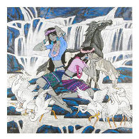 Silver Falls 1 2010 Limited Edition Print by Zu Ming Ho - 0