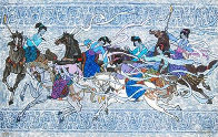 Polo for Seven 2010 Limited Edition Print by Zu Ming Ho - 0