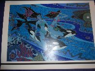 Island of the Orcas Limited Edition Print by Zu Ming Ho - 1