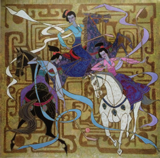 Ma Qui Polo II 2009 Limited Edition Print by Zu Ming Ho