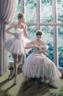 Relaxing After Rehersal 2009 Limited Edition Print by Zu Ming Ho