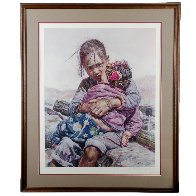Baby Brother 1979 Limited Edition Print by Wai Ming - 1