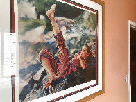 My Toes 1981 Limited Edition Print by Wai Ming - 1