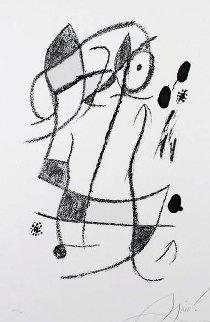 En El Jardin De Miro Maravillas Con Variciones Acrosticas 1975 Limited Edition Print - Joan Miro