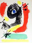 Untitled Limited Edition Print - Joan Miro
